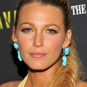 """NEW YORK, NY - JUNE 27:  Actress Blake Lively attends the """"Savages"""" New York premiere at SVA Theater on June 27, 2012 in New York City.  (Photo by Stephen Lovekin/Getty Images)"""