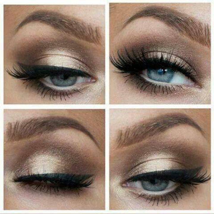 ¿Qué color de sombra usar? Elige tu maquillaje de ojos según su color