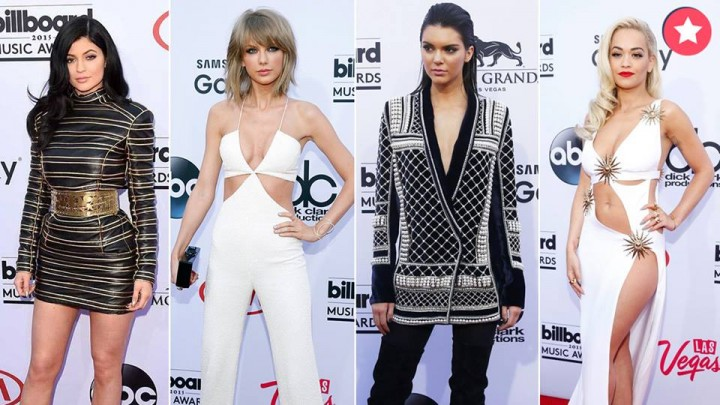 Las mejor vestidas de los Billboard Music Awards