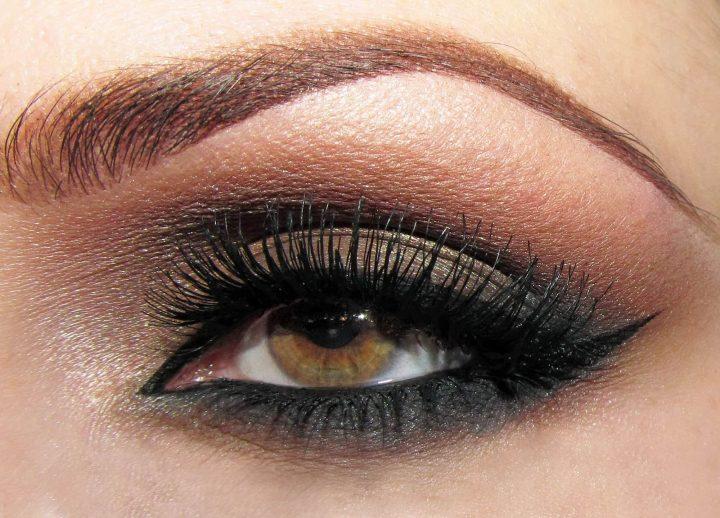 Maquillaje según la forma de tus ojos.