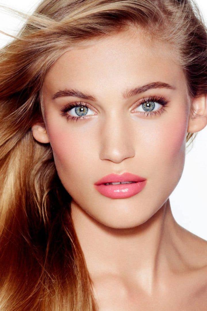 ¿Cómo maquillarse con la piel clara?