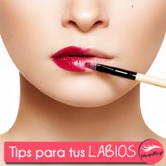 5 tips para unos labios perfectos