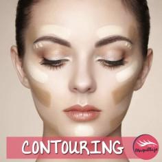 Técnicas para hacer contouring