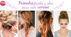 Peinados Fáciles y Chic