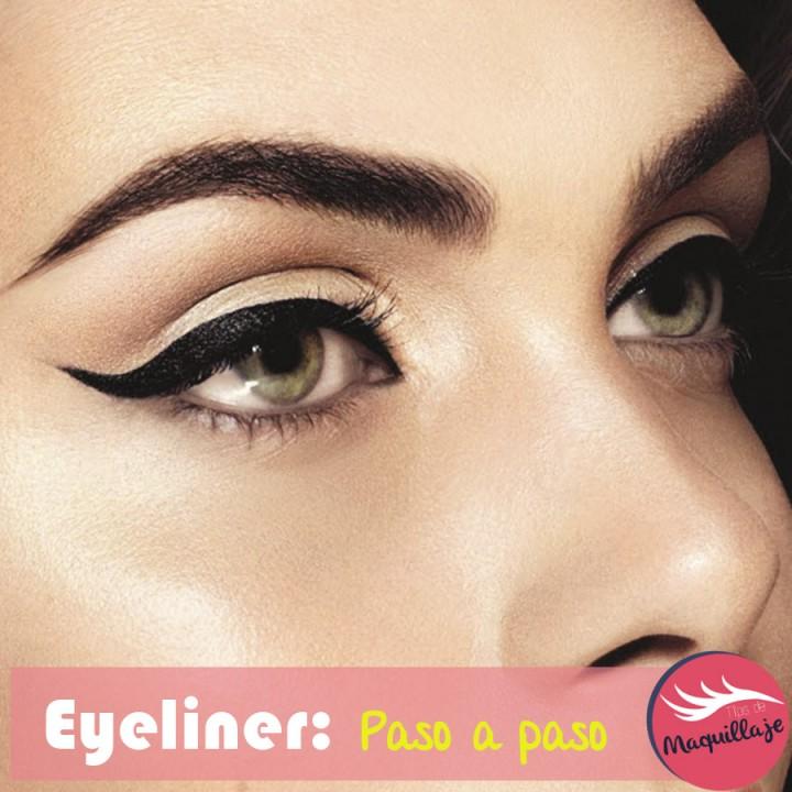 Tips para aplicar el eyeliner