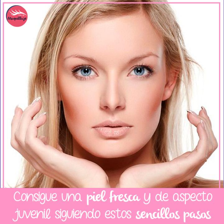 Tutorial de maquillaje: piel jugosa y perfecta