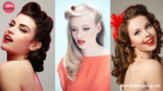 Tutorial de peinados pin up