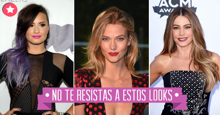 Si buscas un cambio en tu cabello, no te RESISTIRÁS a estos looks