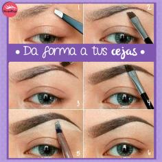 TIPS PARA TENER UNAS CEJAS PERFECTAS!!!
