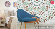 Cómo hacer un mandala en casa, es hora de decorar tu habitación