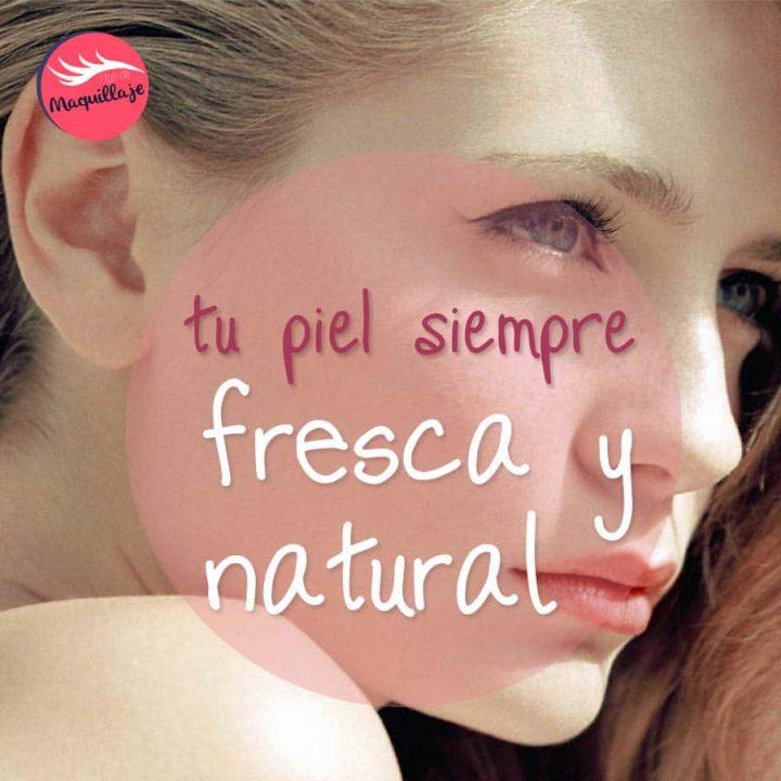 Pasos para lograr un maquillaje natural