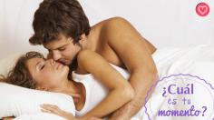 Las mujeres quieren sexo antes de dormir, los hombres por la mañana