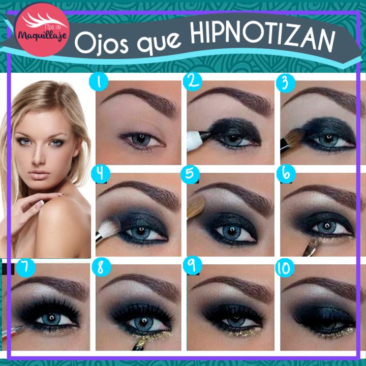 Reivindica tu propio estilo tutorial de maquillaje para ojos paso a paso
