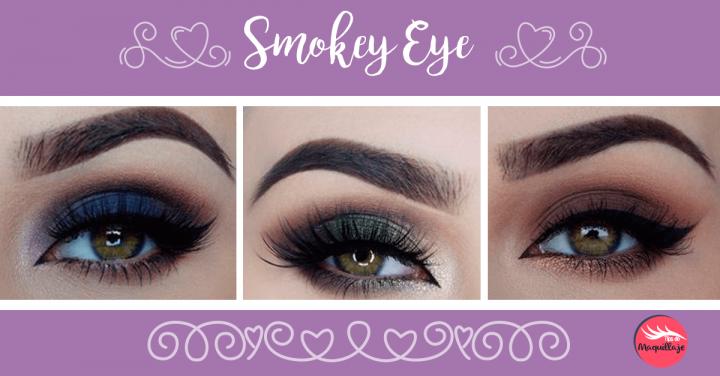Formas de renovar un Smokey Eye