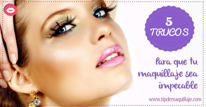 Sorpréndete con estos 5 trucos de maquillaje que nadie te ha contado