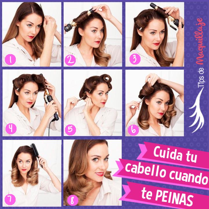 10 malos hábitos que hacen que tu cabello sea más frágil