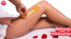 Las ventajas de la depilación con azúcar
