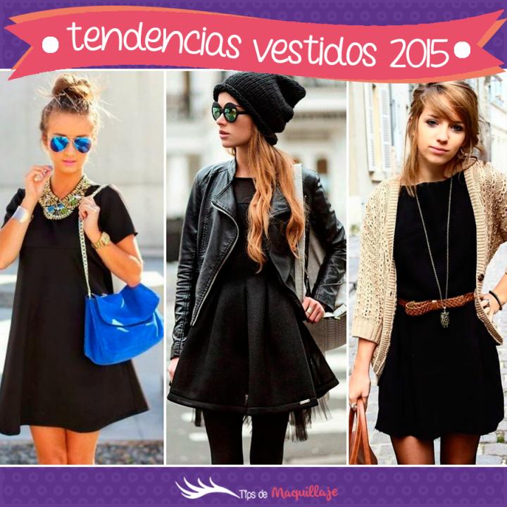 Vestidos de moda en 2015: los looks que se llevan este año
