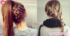 15 peinados con trenzas que te deslumbrarán